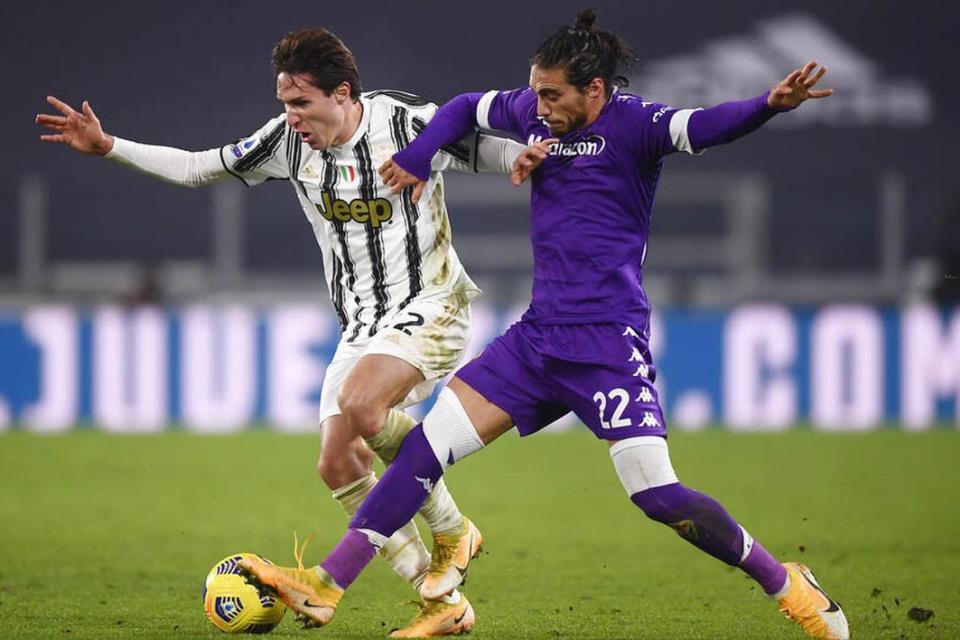 Chiesa Juventus Fiorentina