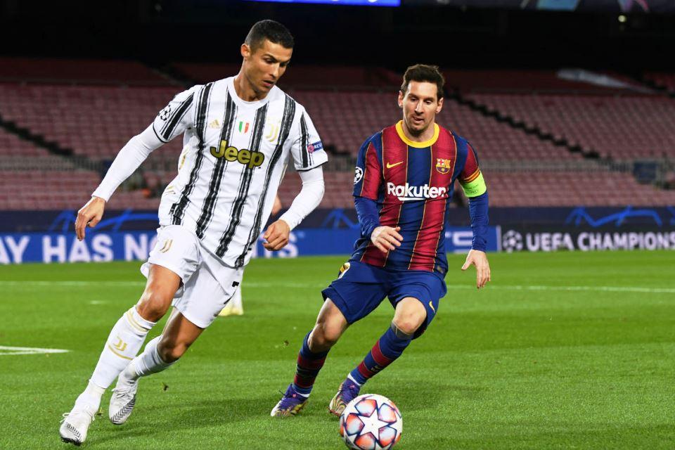 Messi Beri Kabar Bagus untuk Fans Barcelona. Apa Itu?