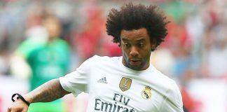Cuma Bagus Dilatihan, Alasan Zidane Jarang Mainkan Marcelo