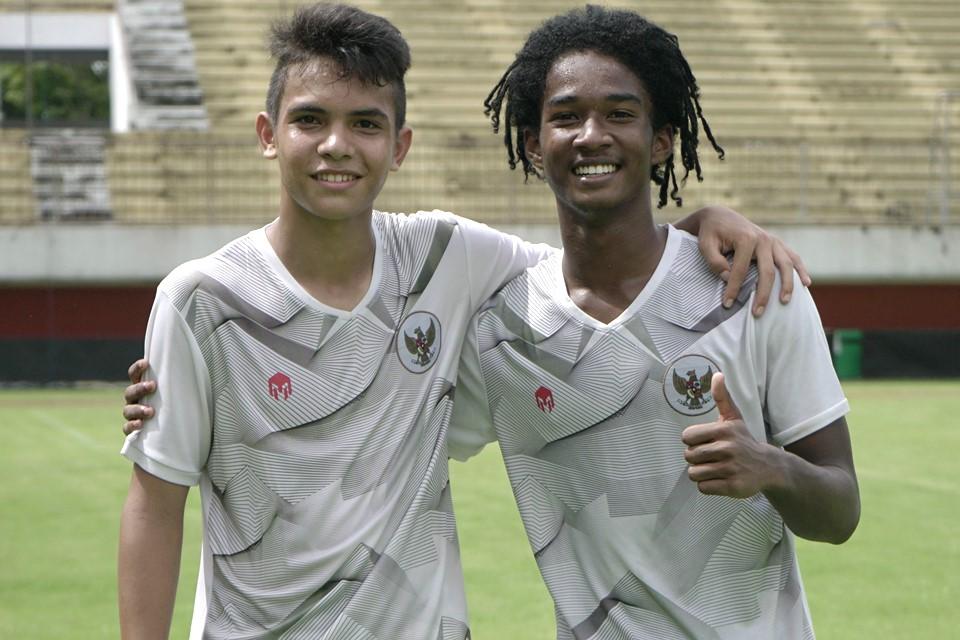 Setelah Ronaldo, Timnas U-16 Kembali Kedatangan Pemain Keturunan