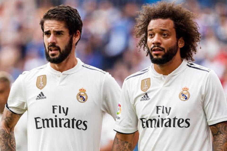 Zidane Ogah Bahas Rumor Hengkangnya Marcelo dan Isco