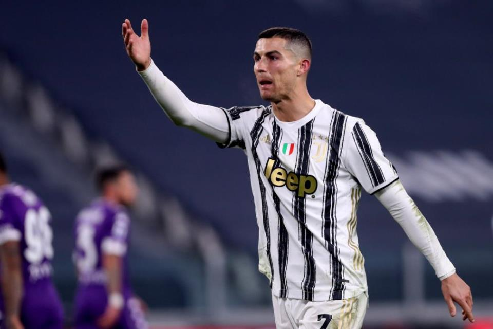 Data Membuktikan, Ronaldo Pemain Paling Boros Lepaskan Tembakan