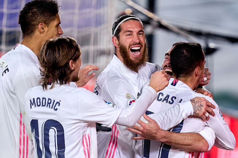 Eibar vs Real Madrid; Prediksi dan Link Live Streaming