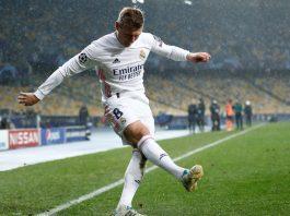 Real Madrid Kerap Raih Hasil Minor, Kroos: Semuanya Kacau
