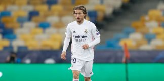 Luka Modric: Real Madrid Belum Lempar Handuk