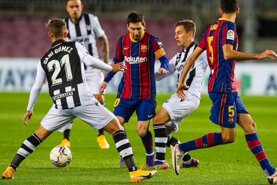 Terkuak Sudah Alasan Messi Tak Tampil Menggigit Bersama Barcelona