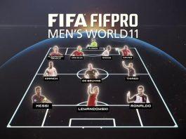 Dominasi Pemain Bayern Munchen dalam Tim Terbaik FIFA FIFPro 2020