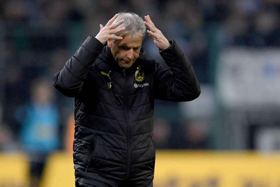 Tuai Hasil Minor, Dortmund Resmi Pecat Pelatihnya