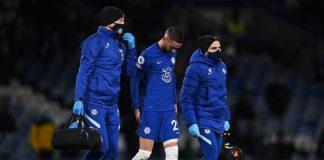 Chelsea Kehilangan Arah, Lampard: Absennya Ziyech Berpengaruh Besar