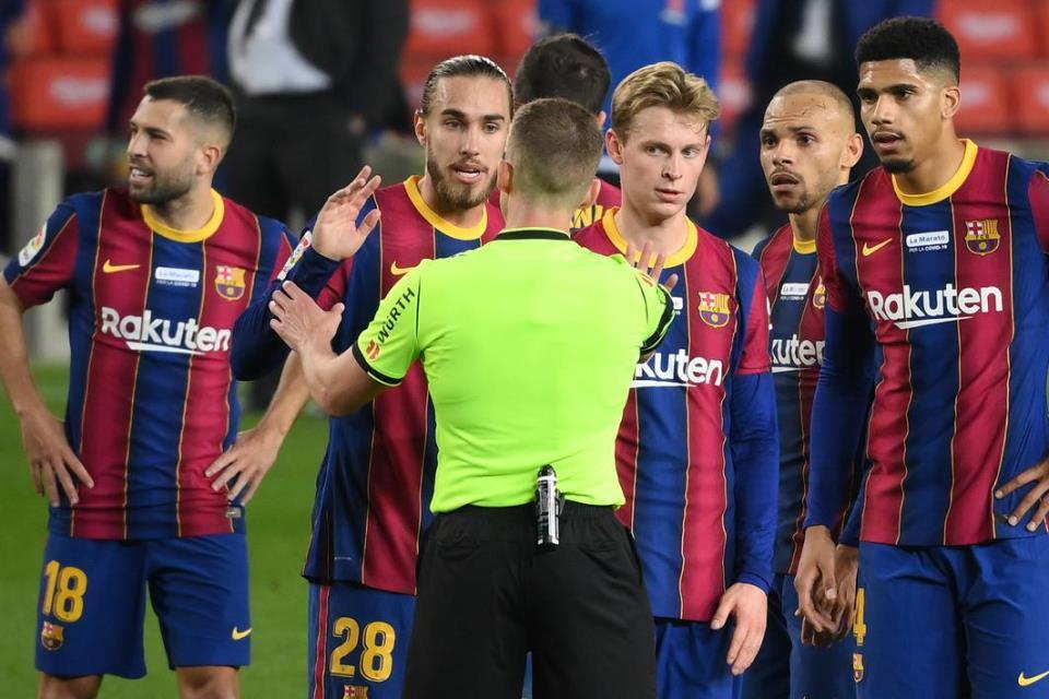 Gagal Menang, Barcelona Disebut Kehilangan Konsentrasi