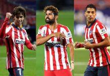 Simeone Siapkan Cara Untuk Turunkan Trio Suarez-Costa-Felix
