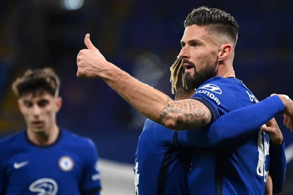 Legenda Inggris Heran Arsenal Bisa Lepas Giroud ke Chelsea
