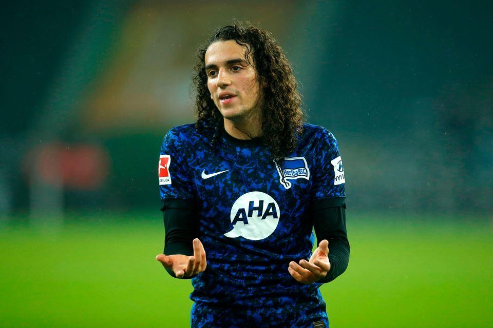 Harapan Ozil Untuk Matteo Guendouzi