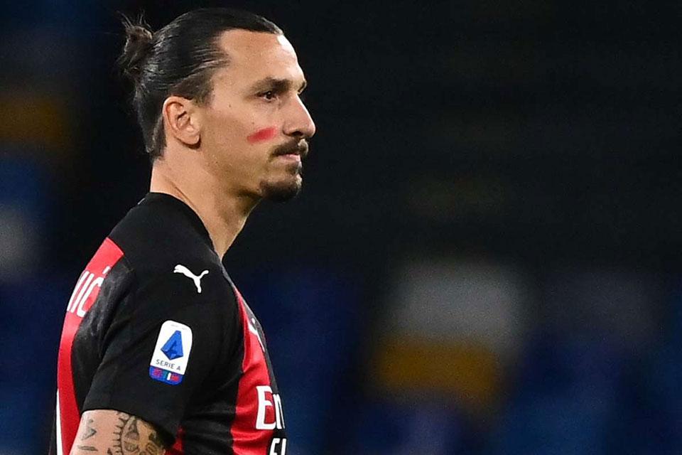 Ibrahimovic Absen Bela AC Milan Di Laga Pamungkas Liga Europa