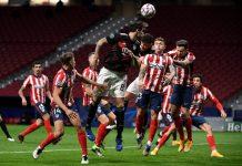 Imbang Kontra Bayern, Atletico Tertahan Lolos 16 Besar