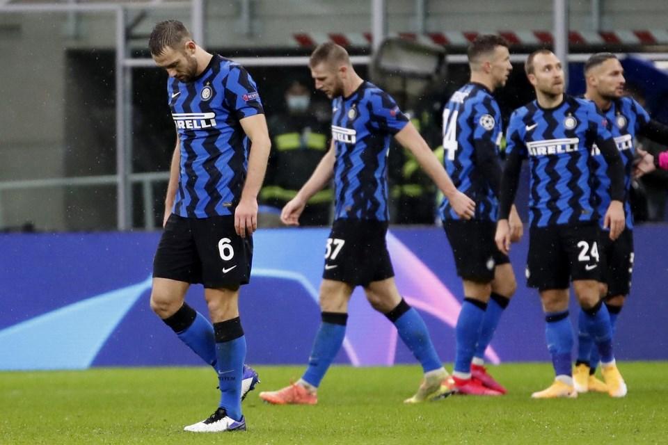 Inter vs Shakhtar