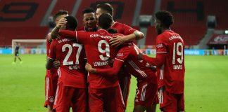 Kalahkan Leverkusen, Bayern Rebut Kembali Puncak klasemen