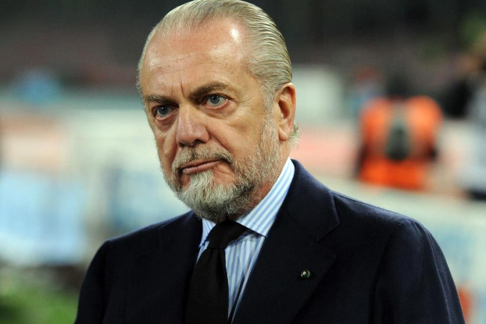 Kemenangan WO Juventus Dibatalkan, Presiden Napoli Saya Senang