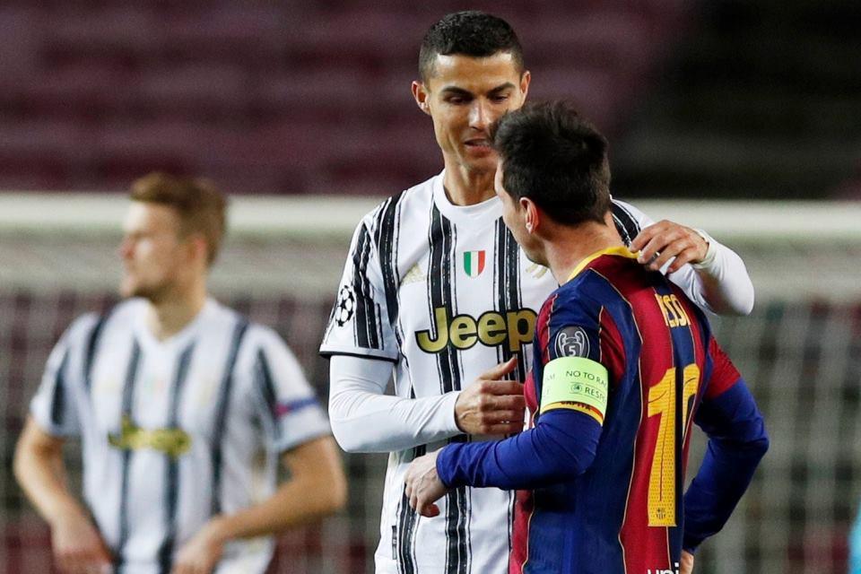 Ozil: Messi Terbaik Di Spanyol, Ronaldo Terbaik Di Tiap Negara