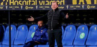 Koeman Keluhkan Barcelona Sering Buang-Buang Peluang