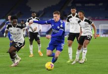 Leicester-Fulham