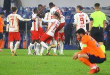 Leipzig Mengunci Kemenangan atas Basaksehir di Istanbul
