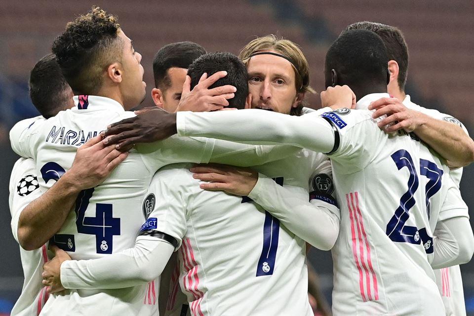 Tidak Mungkin Real Madrid Tak Lolos Liga Champions