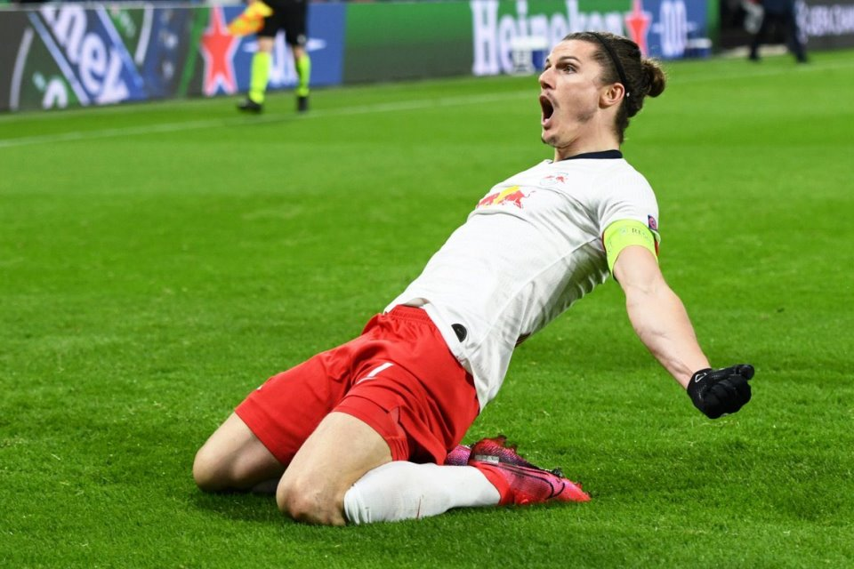 Marcel Sabitzer Tidak Pedulikan Isu Perpindahannya ke Tottenham