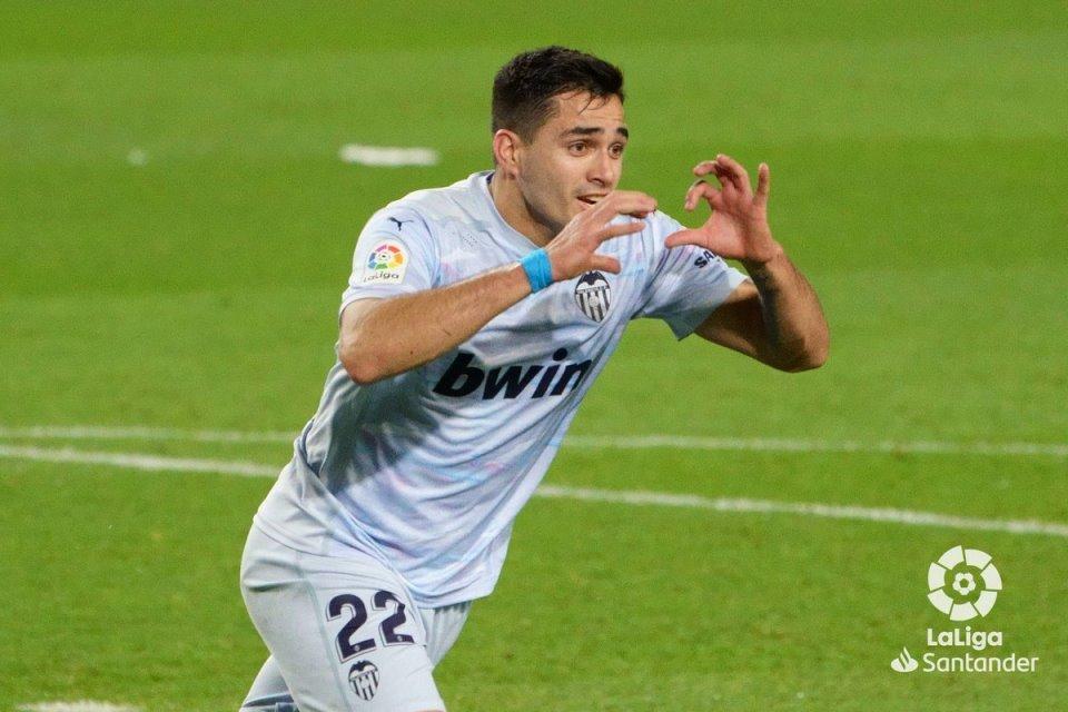 Maxi Gomez, Pemain yang Hobi Cetak Gol ke Gawang Barcelona
