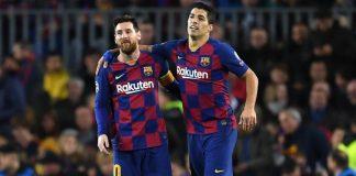 Messi Dan Suarez Bakal Reunian di Klub Milik Beckham