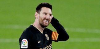 Lawan Sudah Tahu Cara Redam Free Kick Messi!