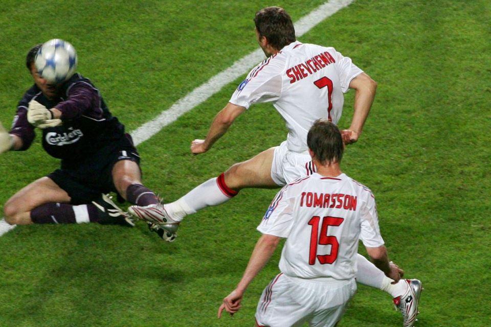 AC Milan Vs Liverpool