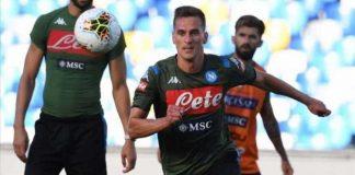Sepasang Tim Elit Eropa Siap Bersaing untuk Juru Gedor Napoli