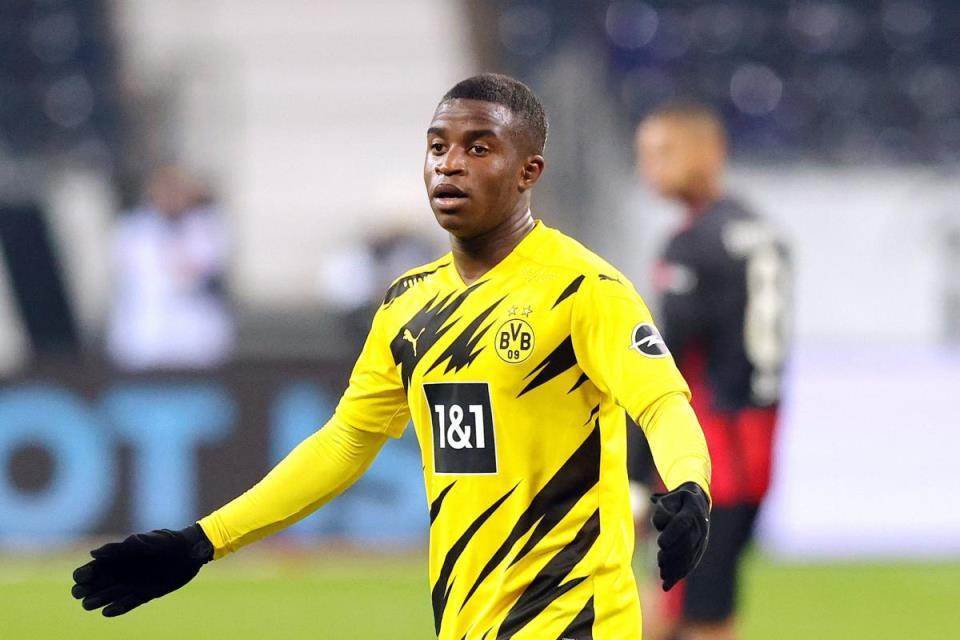 Moukoko Pemain Termuda Tampil Di Liga Champions