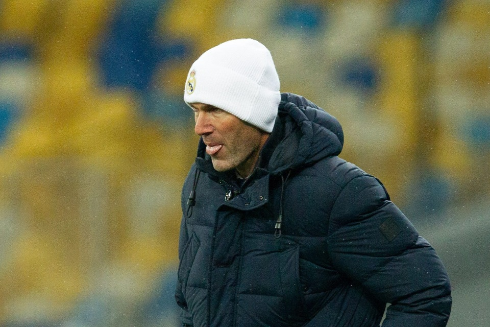 Sebelum Matchday Terakhir Liga Champions, Jangan Pecat Zidane Dulu