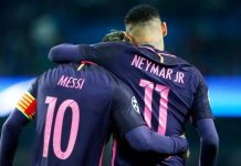 Diam-Diam, Neymar Kangen Main Bareng Messi