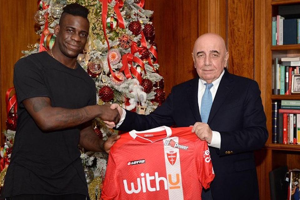Nganggur 6 Bulan, Balotelli Akhirnya Gabung Klub Milik Mantan Bos Milan