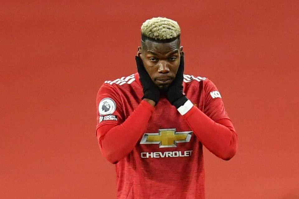 Pogba Saya Selalu Berjuang untuk Manchester United!