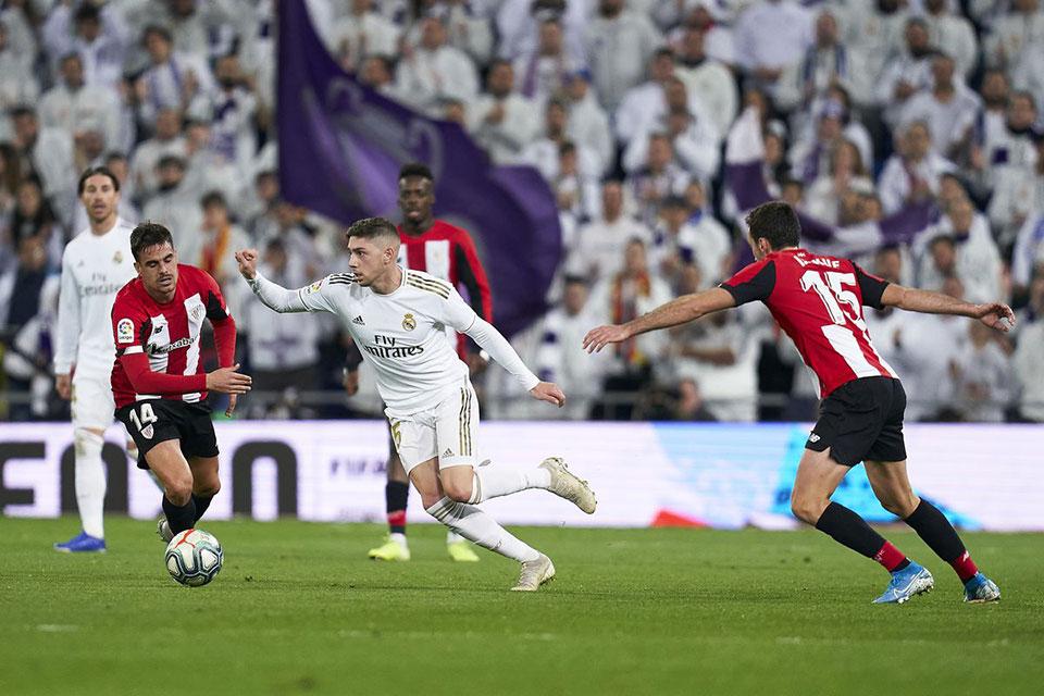 Real Madrid vs Bilbao; Prediksi dan Link Live Streaming