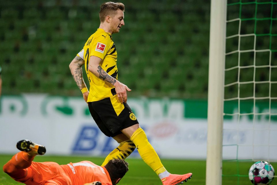 Pelatih Anyar Dortmund Patut Berterima Kasih Pada Marco Reus