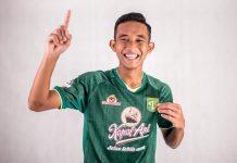 Rizky Ridho, bek tangguh Persebaya Surabaya