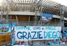 Pekan Depan, Napoli Bakal Gunakan Stadion Maradona!