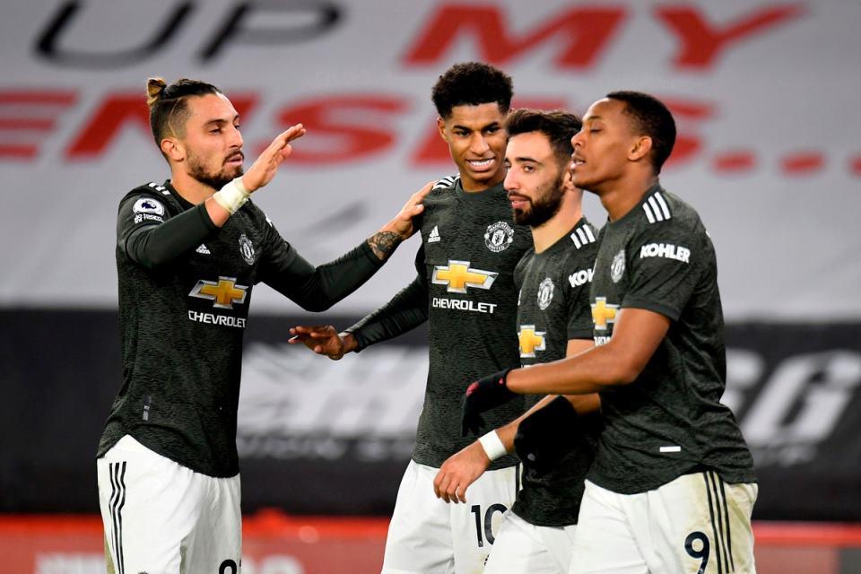 Sheffield United Manchester United