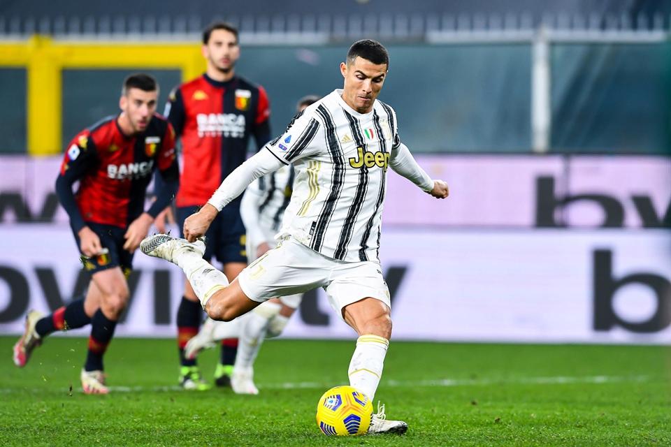Sudah 100 Caps Di Juventus, Ronaldo Kini Bersiap Bikin 100 Gol
