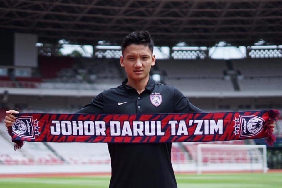 Wonderkid Indonesia Ini Resmi Gabung Johor Darul Ta'zim FC