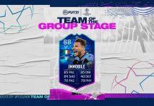 Bintang Lazio Punya Rating Baru di FIFA 21