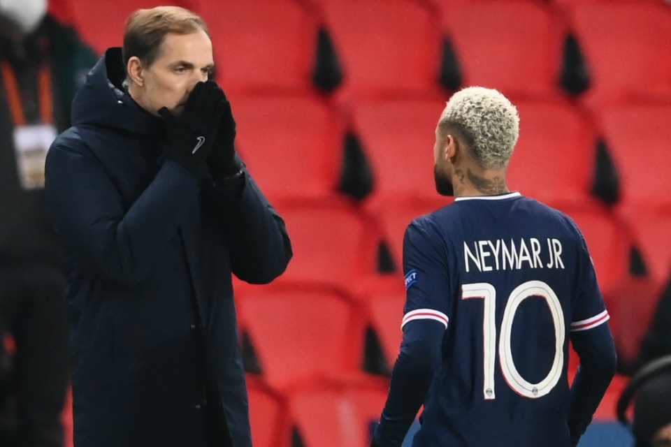 Tak Jadikan Neymar Kapten, Tuchel Buka Suara