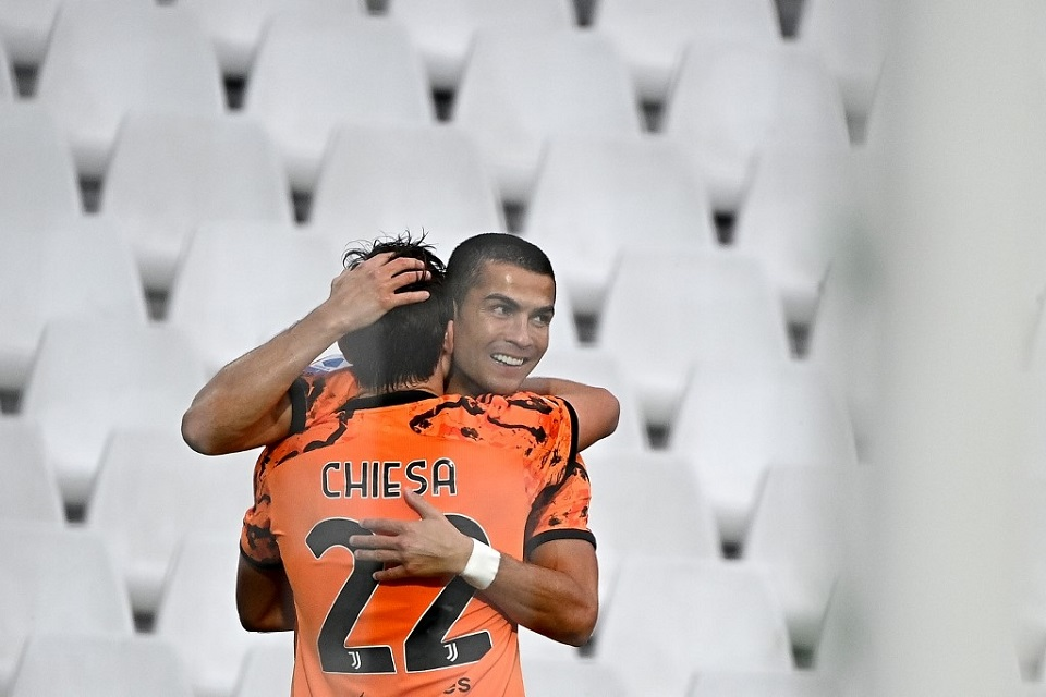Bukan Ronaldo, Fiorentina Waspadai Federico Chiesa Jelang Duel Kontra Juventus