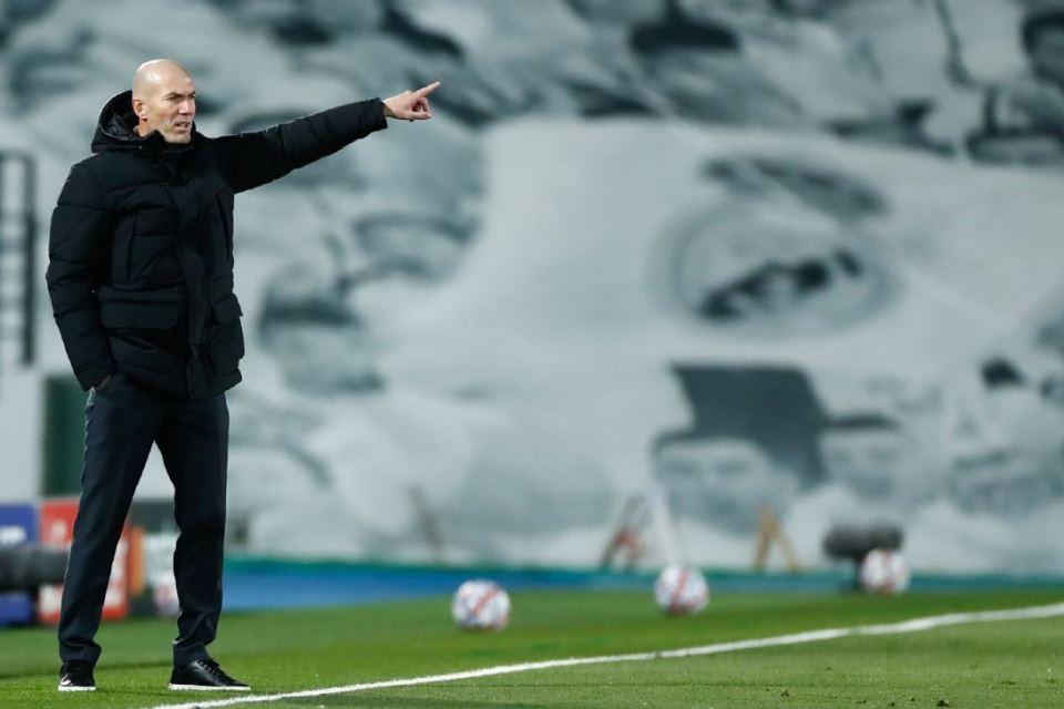 Zidane Masih Layak Kok untuk Melatih Real Madrid