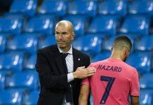 Terkait Situasi Hazard, Zidane Buka Suara